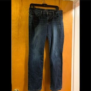 Lucky Brand Sweet and Straight mid ride jeans